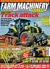 Farm Machinery Journal - January 2020
