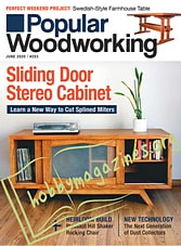Popular Woodworking - June 2020