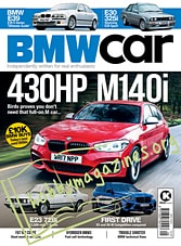 BMW Car - May 2020