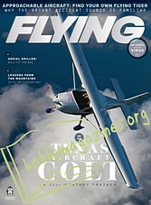Flying - May 2020