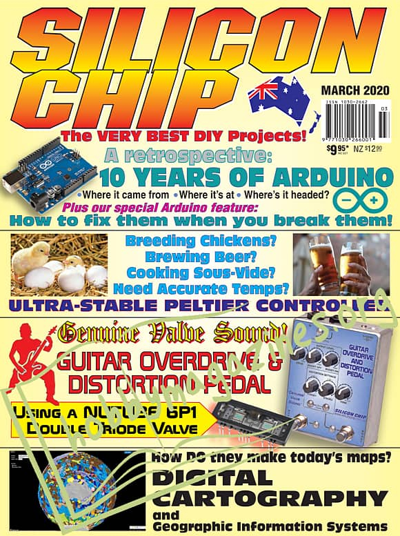 Silicon Chip - March 2020