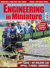 Engineering In Miniature - May 2020