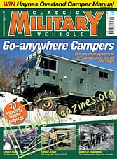 Classic Military Vehicle - May 2020