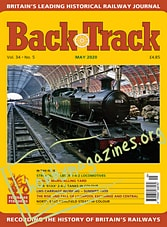 Back Track - May 2020