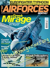 Air Forces Monthly - May 2020