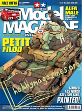 Tamiya Model Magazine International - May 2020