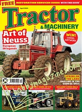 Tractor & Machinery - April 2020