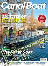 Canal Boat - May 2020
