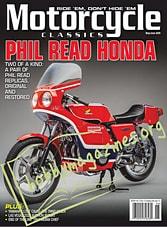 Motorcycle Classics - May/June 2020
