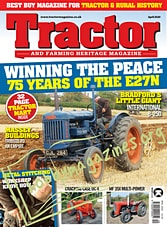 Tractor and Farming Heritage Magazine - April 2020
