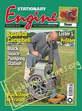Stationary Engine - June 2020