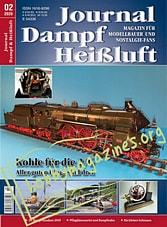 Journal Dampf & Heißluft 2020-02