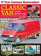 Classic Van and Pick-Up - April 2020