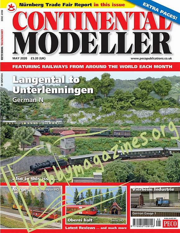 Continental Modeller - May 2020