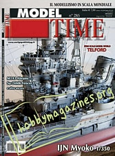 Model Time 285 - Aprile 2020