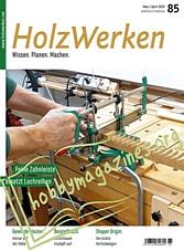 HolzWerken - März/April 2020