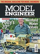 Model Engineer - 24 April 2020