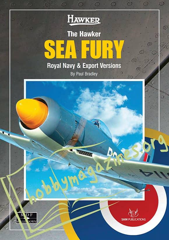The Hawker Sea Fury: Royal Navy & Export Versions