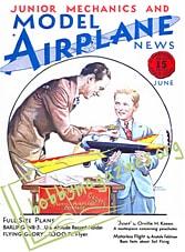 Model Airplane News - June 1930