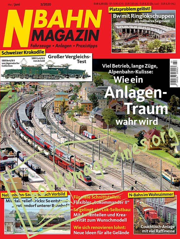 N-Bahn Magazin – Mai/Juni 2020