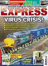 Rail Express - May 2020