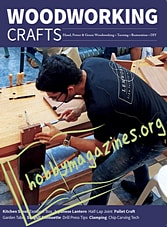 Woodworking Crafts Issue 61