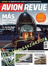 Avion Revue Internacional 455