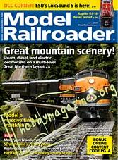 Model Railroader - June 2020