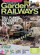 Garden Railways - April 2020