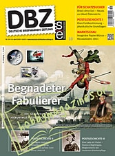 Deutsche Briefmarken-Zeitung - 24 April 2020