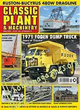 Classic Plant & Machinery - May 2020