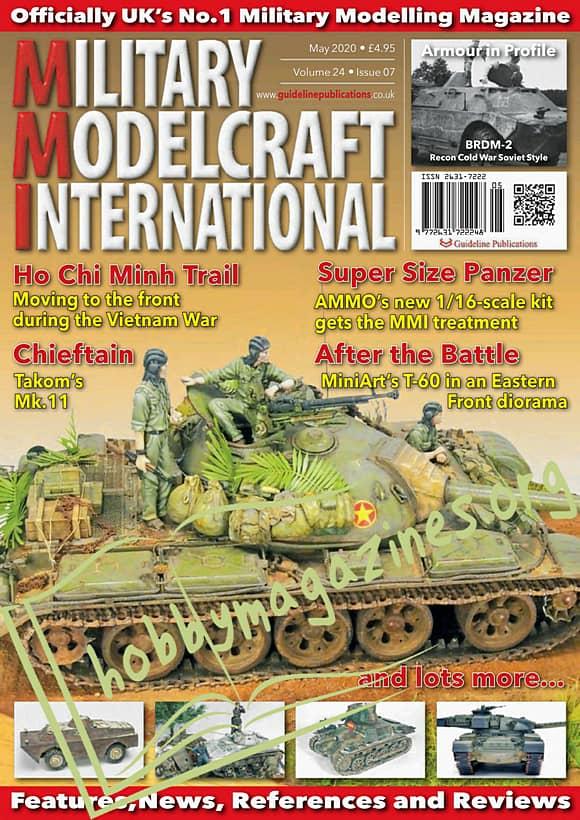 Military Modelcraft International - May 2020