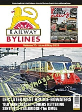 Railway Bylines - May 2020