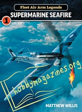 Fleet Air Arm Legends: Supermarine Seafire