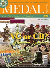 Medal News - May 2020