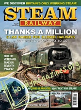 Steam Railway - 1 May 2020