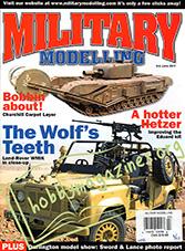 Military Modelling - June 2011