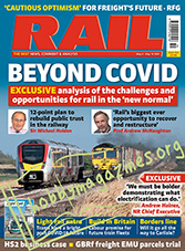 RAIL ISSUE 904