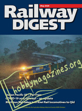 Railway Digest - May 2020