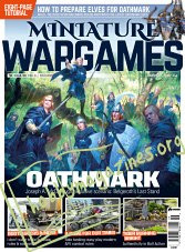 Miniature Wargames - June 2020