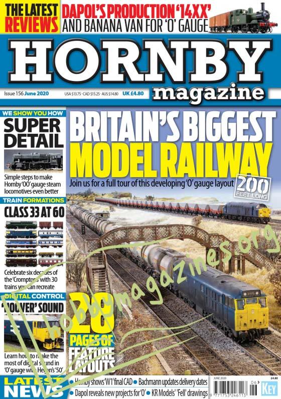 Hornby Magazine - June 2020