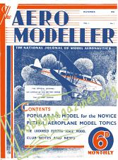 Aeromodeller Vol.1 No.1 - November 1935