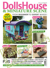 Dolls House & Miniature Scene - June 2020