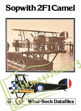 Windsock Datafile 06 - Sopwith 2F1 Camel