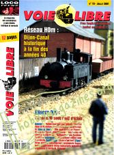 Voie Libre 16 - Juillet 2001