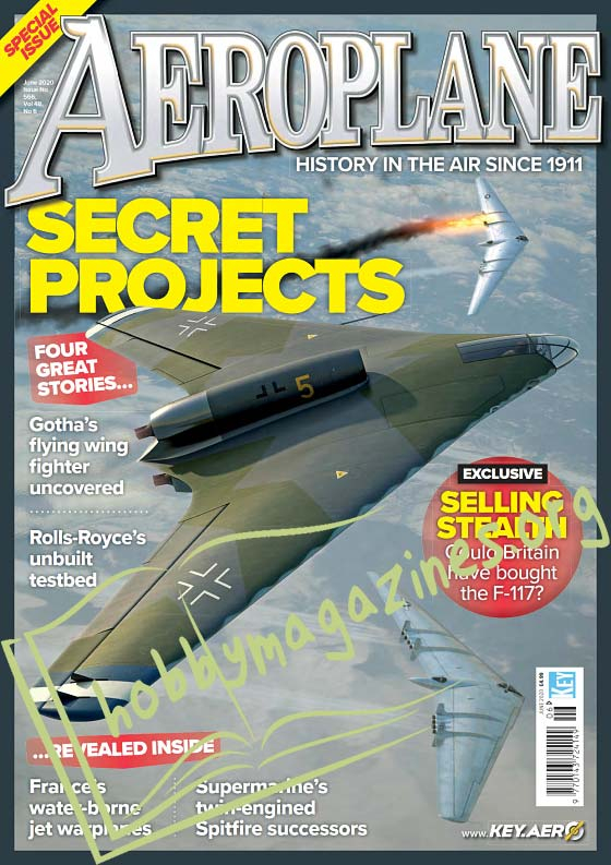 Aeroplane - June 2020