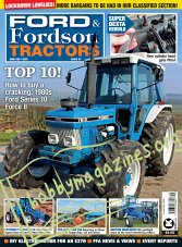 Ford & Fordson Tractors- June/July 2020