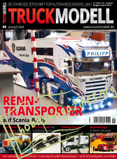 Truckmodell - Juni/Juli 2020