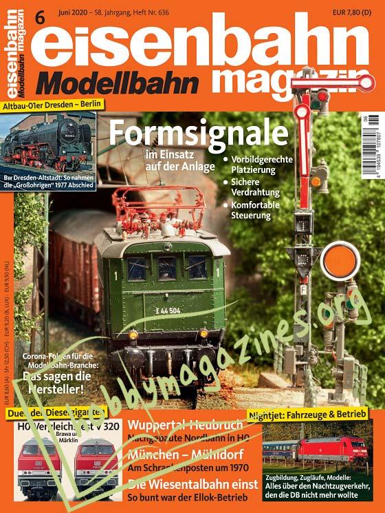 Eisenbahn Magazin - Juni 2020