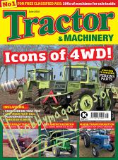 Tractor & Machinery - June 2020